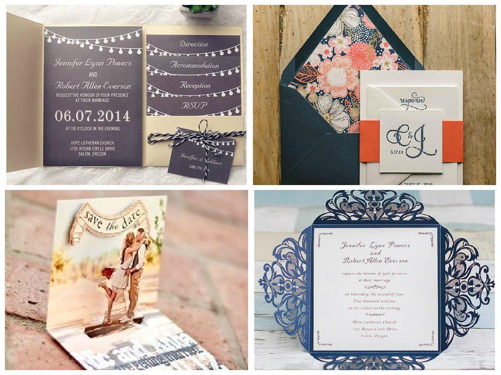 Zaproszenia ślubne O Czym Pamiętać