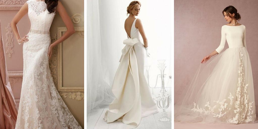 jak dobrać suknię ślubną do figury