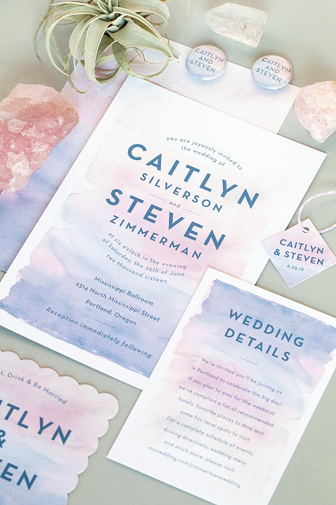 Watercolor-Wash-Stationery-in-Rose-Quartz-and-Serenity-Pantone-Color-of-the-Year-from-www.evermine.com_0057